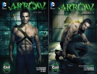 Arrow Volumes 1 & 2 - Set of 2 TPBs/Graphic Novels